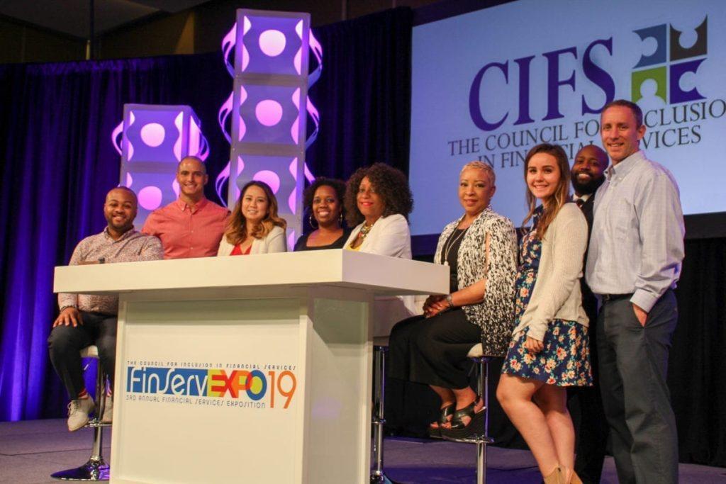 cifs team| 2019 National FinServ Expo Recap