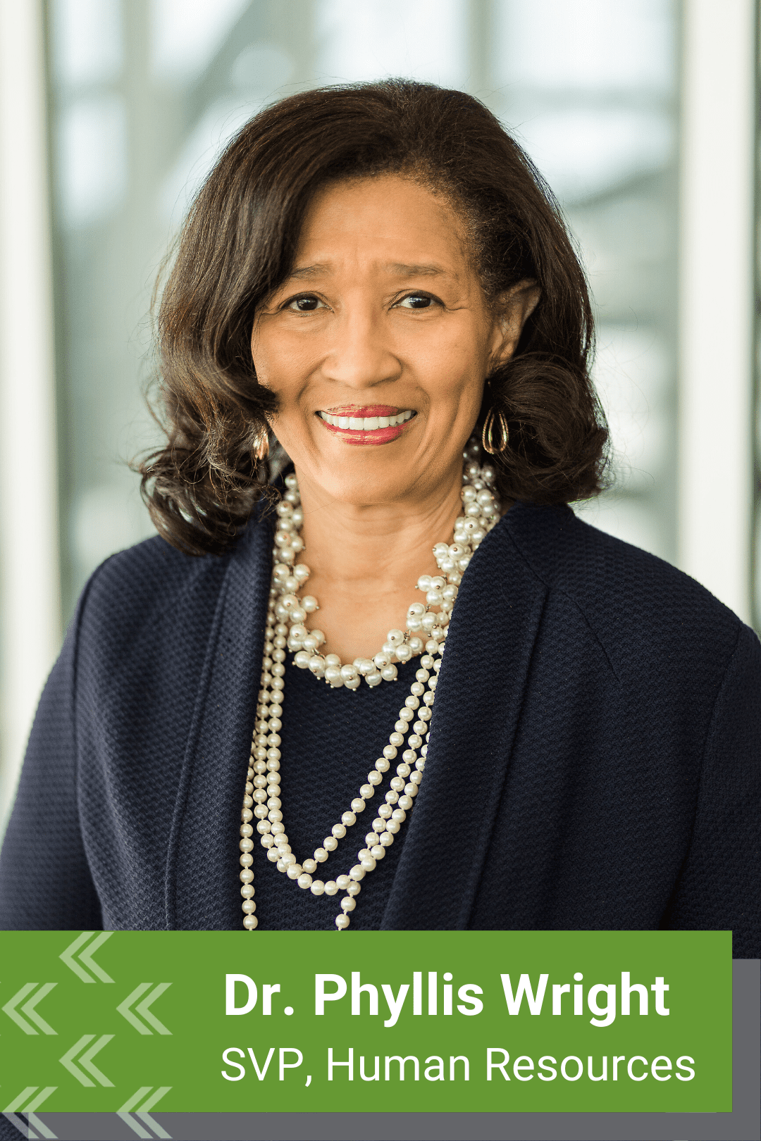 phyllis wright, SVP, Human Resources