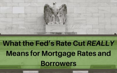 What the Fed's rate cut really means for mortgage rates and borrowers| What the Fed's Emergency Rate Cut REALLY Means for Mortgage Rates and Borrowers