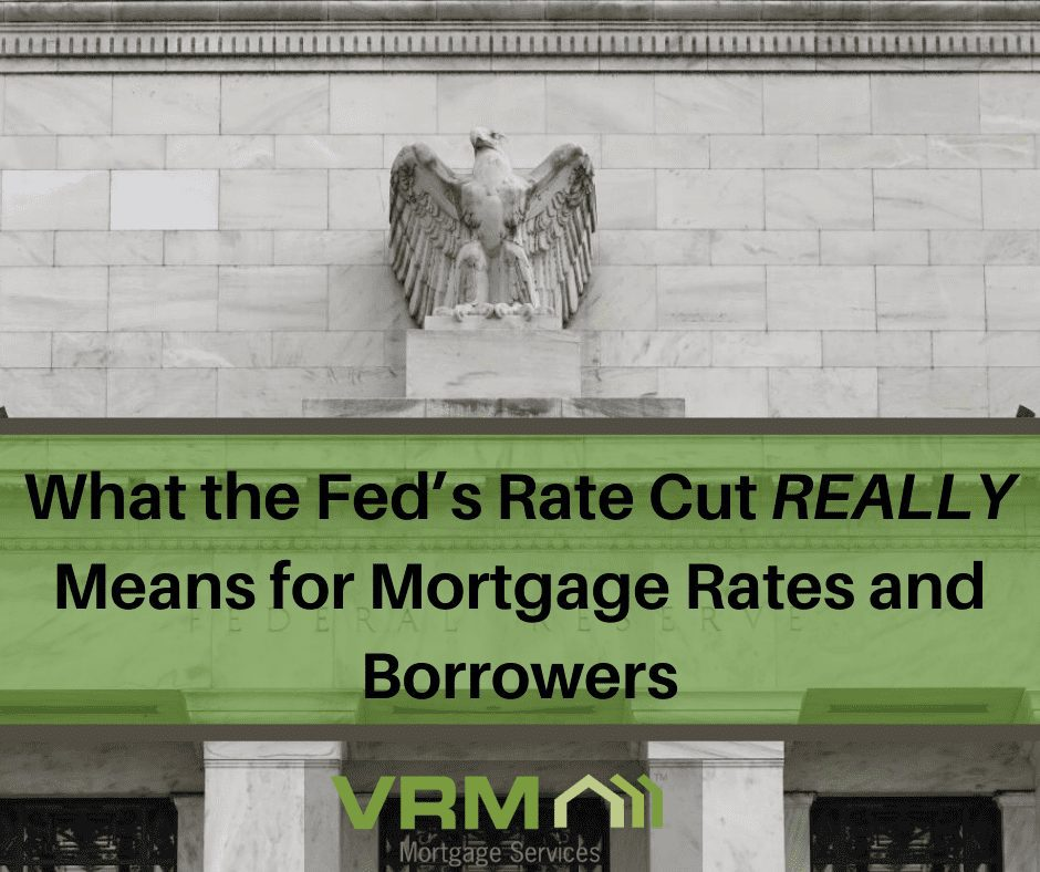 What the Fed's rate cut really means for mortgage rates and borrowers  What the Fed's Emergency Rate Cut REALLY Means for Mortgage Rates and Borrowers