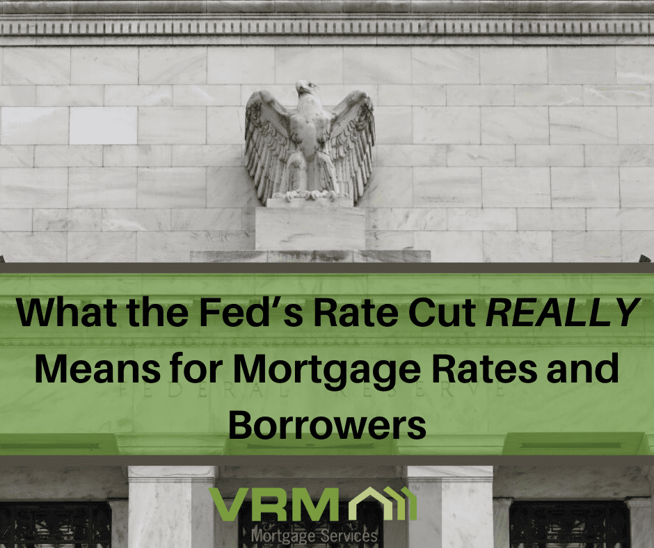 What the Fed's rate cut really means for mortgage rates and borrowers