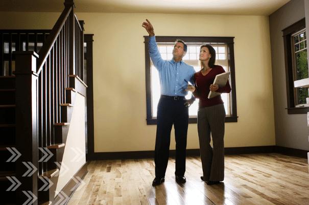 home inspection walkthrough